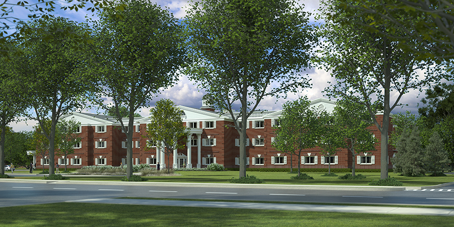 Sun Prairie Senior Living Rendering Tallgrass
